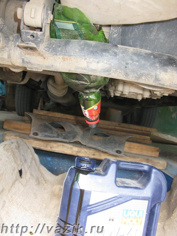 Замена и натяжение ремня привода вспомогательных агрегатов Шевроле Нива (Chevrolet Niva)