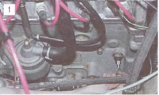 Где находиться номер двигателя ваз 2107 133