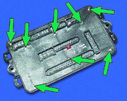 схема зу из электронного трансформатора