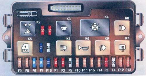 Монтажный блок 2114-3722010-18