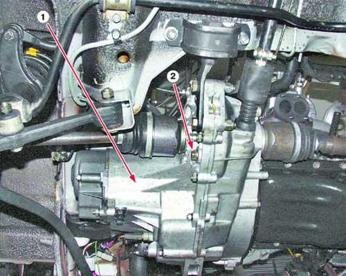 коробка передач ваз 2108 ремонт